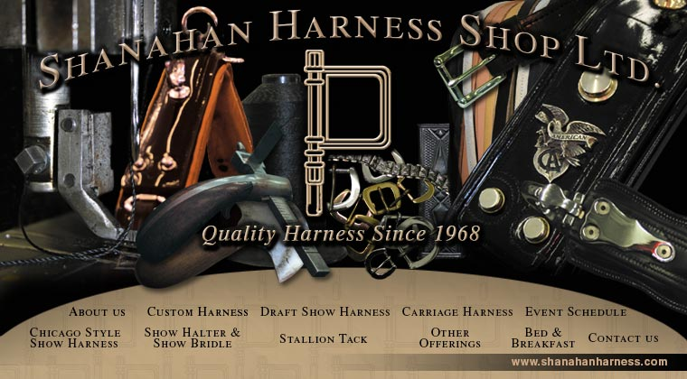 Shanahan Harness Shop Ltd. - Quality Harness Since 1968